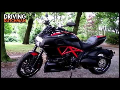Motortest Ducati Diavel Carbon DrivingDutchmanCom