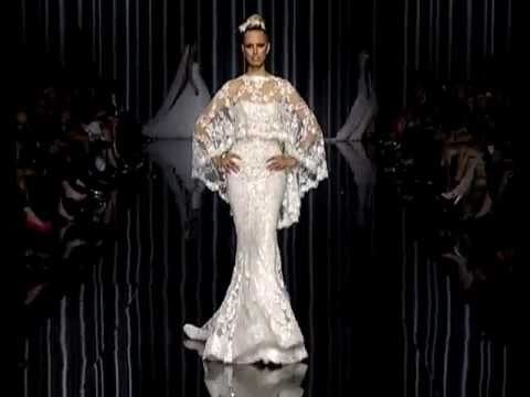 PRONOVIAS 2012, Wedding Dresses 2012, Barcelona , Show , Trouwjurken , Bruidsmode
