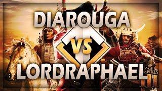 🔴 [AOE3] [FR] New World Championship LAN Finale - DIAROUGA VS LORDRAPHAEL🔴