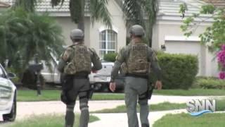 SNN: SWAT Team Responds to Sarasota Home