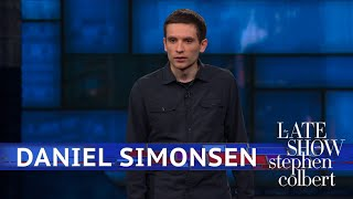 Daniel Simonsen Performs Stand-Up