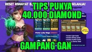 download lagu Get Rich : Tips Mengumpulkan 40.000 Diamond Tanpa Cheat gratis