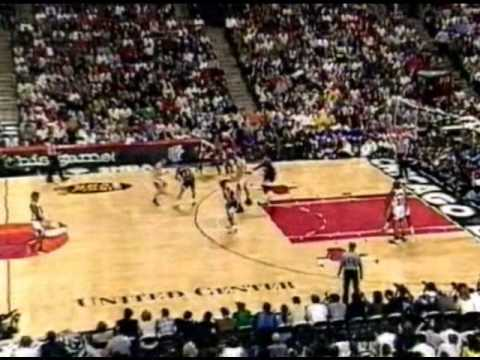 Triangle Offense Bulls Jazz 1997 Finals YouTube