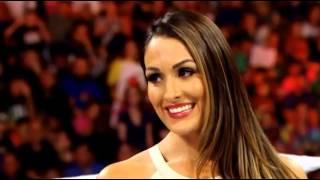 Paige vs AJ Lee vs Nikki Bella Promo - Night of Champions 2014