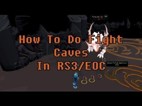 Runescape 3 – Fight Caves Guide! [EoC]