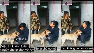 Tuyển tập pha hài hước TikTok China (Vietsud)