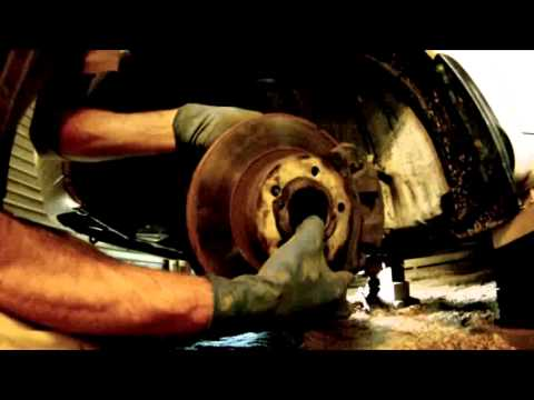 How to replace a worn out cv joint & boot - subaru legacy