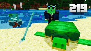 Let's Play Minecraft - Ep.219 : Update Aquatic 2!