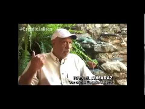 Entrevista :: Don Rafael Almaraz, Voz Del Estadio Jalisco video