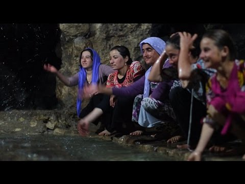 Iraq's Yazidis shelter from jihadists in holy temple