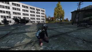 DayZ - Dramatic suicide because of starvation and dehydration