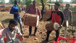 आदिवासी  ढोलगया फेफरिया |Adiwasi Dhol |Mandal |Adiwasi Music |