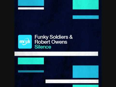 Funky Soldiers&Robert Owens - Silence - Original mix