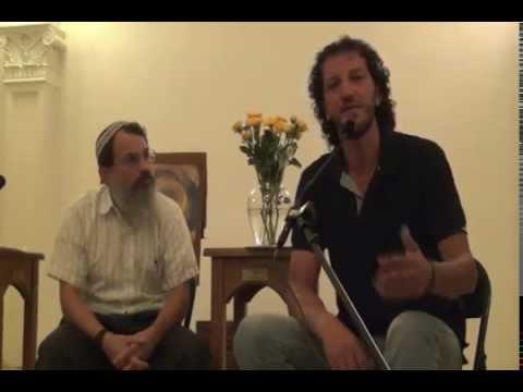 Inspired Non-Violent Palestinian Befriends Israeli Rabbi
