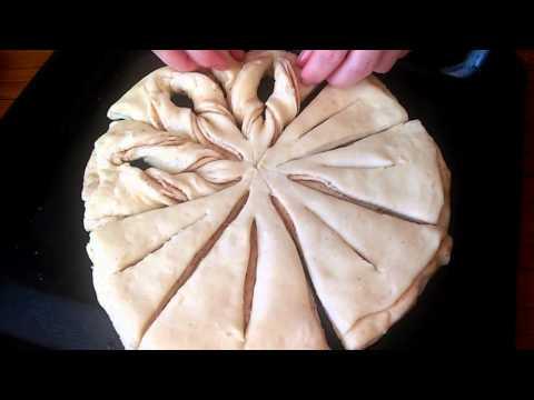 Рецепт Пирога с корицей!!! (обалденный пирог с сахаром с корицей!!!)
