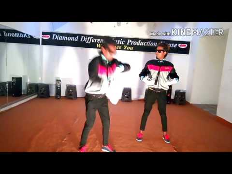 Abcd music 4/ robotic / choreography by bk twin's brother's