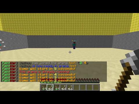 Minecraft Bukkit Plugin - Paint War - Fun Mini game [MUST HAVE]