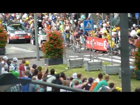 Tour de France 2010 - Proloog - Lance Armstrong (Radioshack)