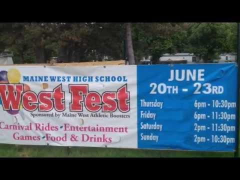 Maine West High School WEST FEST 2013