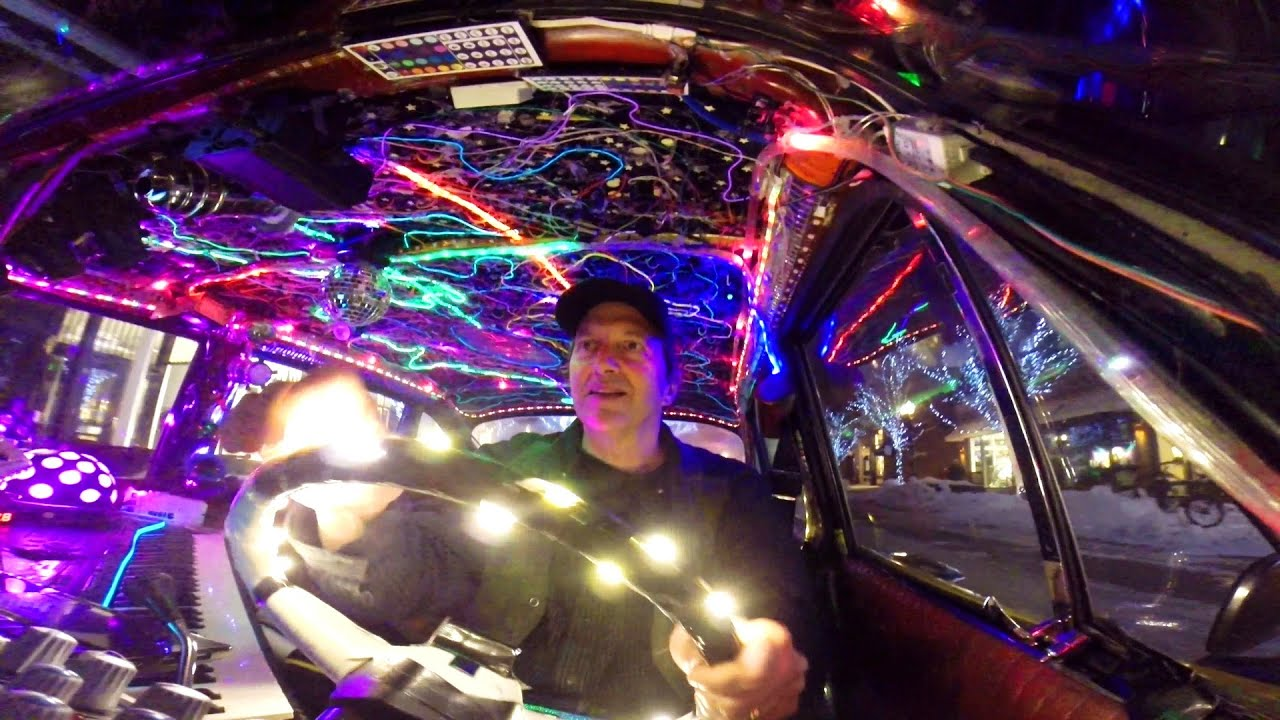 GoPro: The Ultimate Taxi