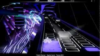 Audiosurf - Symphony of Magic:  Reptile Cynrik - THEME 2010