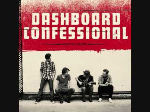 Dashboard Confessional - Blame It On The Changes