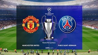 UEFA Champions League Final 2019 - MANCHESTER UNITED vs PSG