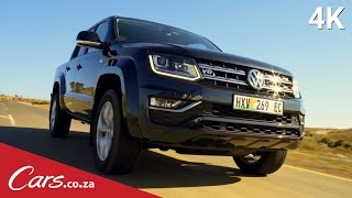 The New Bush Lamborghini? VW Amarok V6 TDI Review