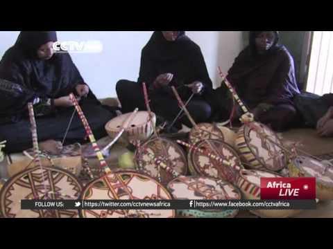 Imzad violin music coming back to life in Algeria