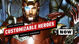 Marvel's Avengers Gameplay Details Leak - IGN Now