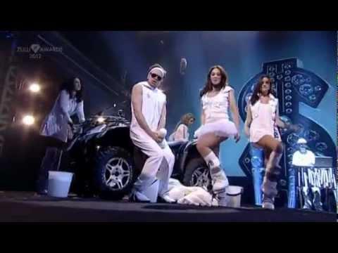 NIK & RAS - Fugt I Fundamentet Zulu Awards 2012