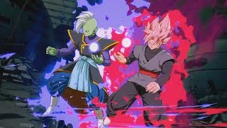 Dragon Ball FighterZ EPIC NEW Trailer with Hit, Zamasu, Rose Goku Black, Beerus from Jump Festa 18