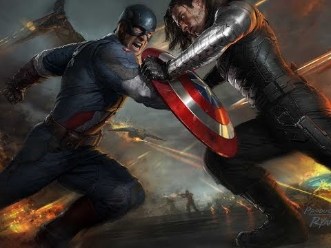 Captain America 3 2016 first look