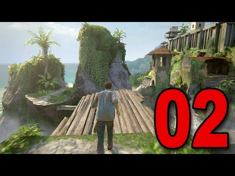 Uncharted 4 Walkthrough - Chapter 2 - Infernal Place (Playstation 4 Gameplay)