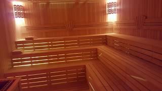 FAVORİ SAUNA Sauna Yapım Aşamaları