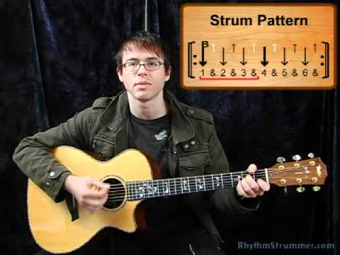 House of the Rising Sun Easy Acoustic Guitar Lesson  taught by Rob Hampton