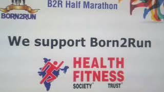 HFT Team participated in Born2Run Event @ JLN Stadium