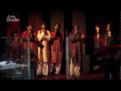 Ishq Aap Bhe Awalla Chakwal Group and Meesha Shafi - BTS Coke...