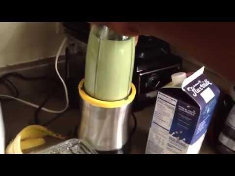 smoothie mixer test