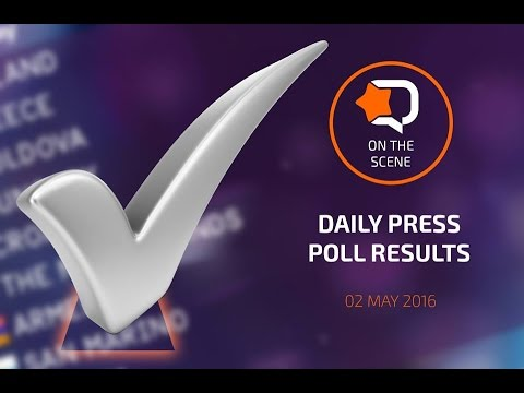 Stockholm Calling: Daily Press Poll - Day 1 - Live