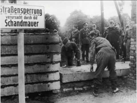 FTD.de blickt zurück - Der Mauerbau