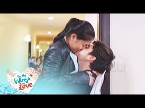 On The Wings Of Love: Approved Kiss