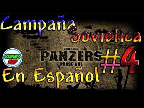 Codename Panzers 1 - Campaña Soviética  | Misión 4: La Batalla de Kursk