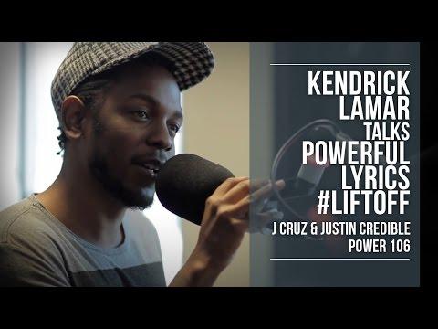 Interview: Kendrick Lamar Talks New Single and Lil Wayne Collab