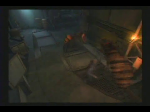 Resident Evil Outbreak File#1- Playstation 2-Parte 27