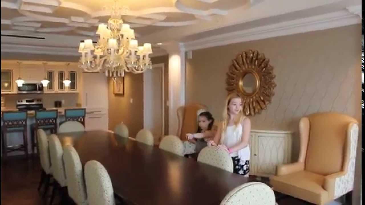 Anna Harr At The Grand Floridian Grand Villa Walt Disney