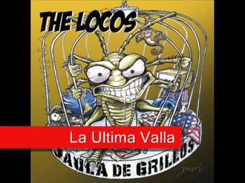The Locos - Jaula de Grillos (Disco Completo)