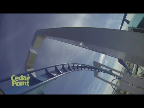 GateKeeper Official On-ride (HD POV)  Right Side Cedar Point