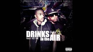 Watch Ray J Drinks In The Air video