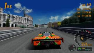 Gran Turismo 3 - Mazda 787B Race Car '91 PS2 Gameplay HD